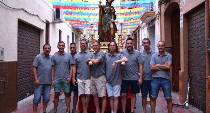 Inici de festes de la barriada de Sant Roc