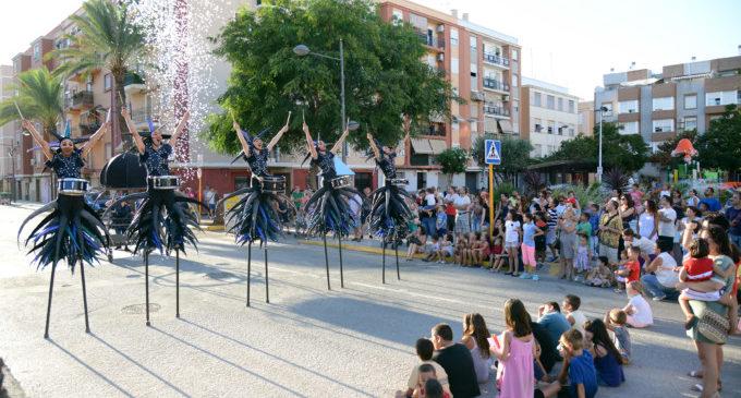 Les activitats infantils s'estenen per totes les jornades de les Festes Populars 2017 de Paiporta