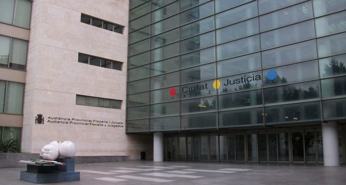 Justícia engega tres nous jutjats a València i Alacant