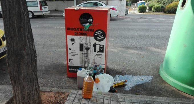 El PP denuncia la falta de neteja dels carrers de Paterna