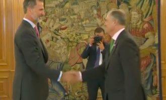 L'agenda mediambiental i forestal de Llíria, present en l'audiència amb Felipe VI