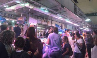 Més de 60.000 persones van omplir els mercats municipals en el Bonic/a Fest