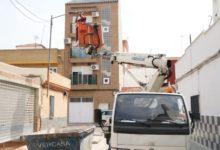 El Ayuntamiento de València cambiará la iluminación de la zona norte