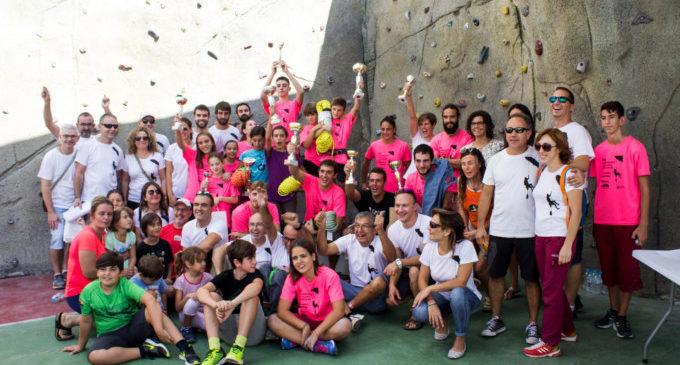 IV Campionat d'Escalada de Velocitat Vicente Aguilar de Paiporta