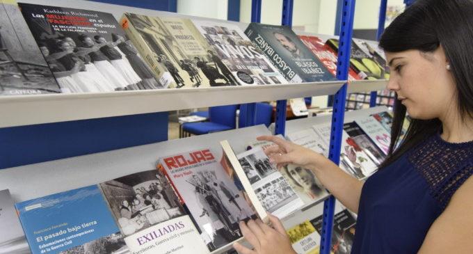 La Biblioteca Municipal de Burjassot adquireix nou material bibliogràfic sobre Memòria Històrica Espanyola