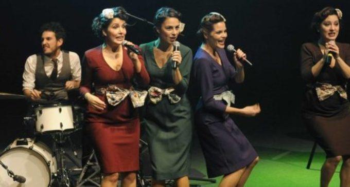 Cloenda del cicle 'Estiu a la Bene' amb les entrades exhaurides per veure les Dómisol sisters