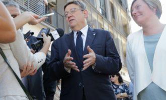 Puig destaca el compromís de la Generalitat amb el dret a un habitatge digne