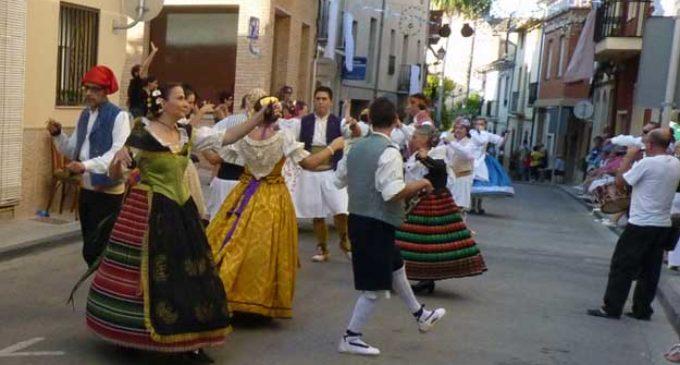 La Festa de les Danses de la Vall d'Albaida torna a Quatretonda, el seu lloc d'origen