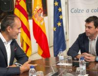 Diputació i Avaesen signen un conveni de col·laboració en 'smart cities' per fer dels municipis valencians 'ciutats intel·ligents'