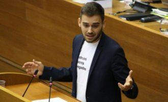 """Ferri (Compromís) després de la detenció de Corbín: """"És lamentable que ja no sorprenga un nou cas de corrupció del PP"""""""