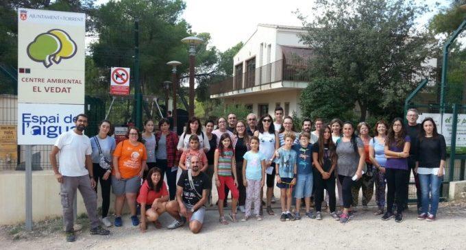 El 'Voluntariat Ambiental Torrent Verd' inicia el curs