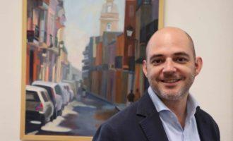 """Víctor Jiménez: """"Queremos lograr que Rocafort sea un municipio más amable"""""""