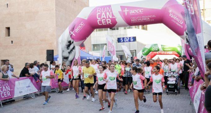Torrent recapta 7.860€ en la Carrera i Marxa Contra el Càncer