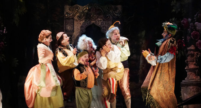 Òpera als pobles i ara també pobles a l'òpera, de la mà de l'Àrea de Cultura i el Palau de Les Arts