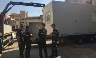 La Zona Zero del Cabanyal ja compta amb les noves dependències policials