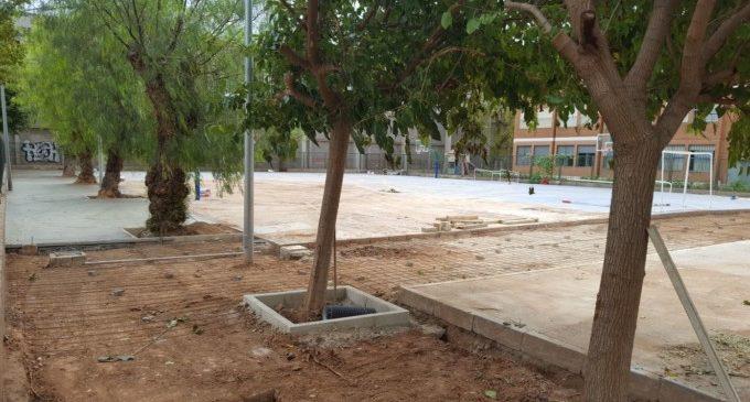 Meliana prepara els centres escolars per al nou curs