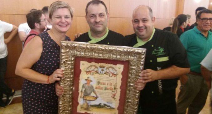 El 57 Concurs de Paella Valenciana de Sueca proclama vencedor a l'Asador Altamira, d'Alaquàs