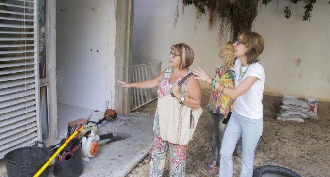 Picassent aprofita l'estiu per fer obres de millora i manteniment a les escoles públiques del municipi