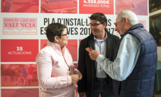 Picanya abre su nuevo parque lúdico y deportivo con una inversión de 207.000 euros de la Diputación