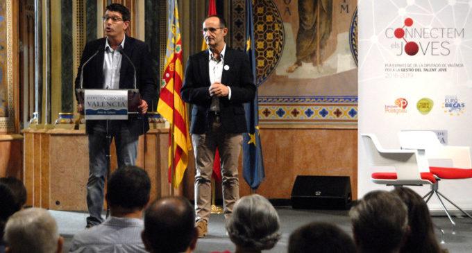 La Diputació impulsa el talent dels joves valencians a través de les beques de postgrau