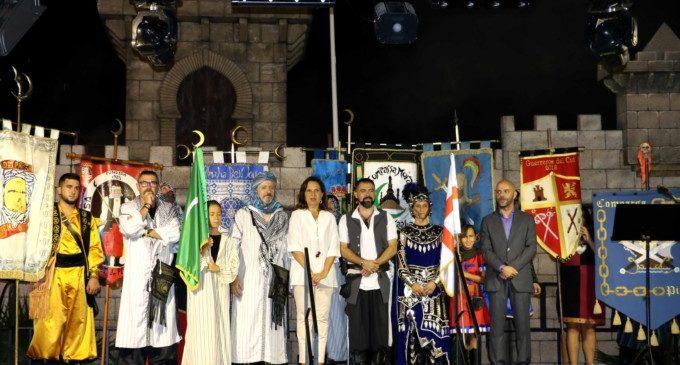 Les festes de Moros i Cristians de Quart de Poblet arranquen amb la primera Capitana Cristiana