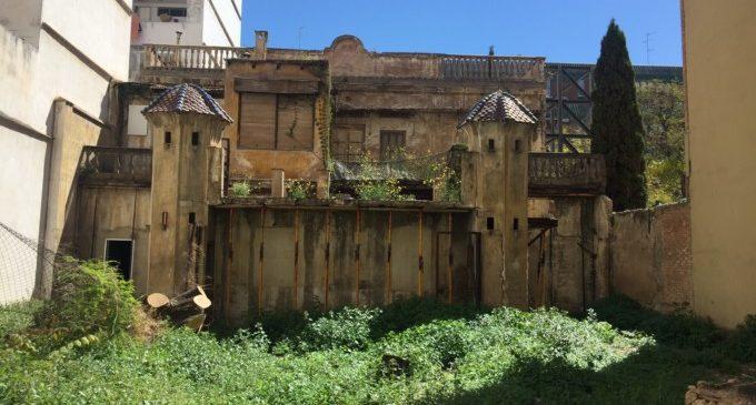 Rehabilitació del xalet d'Aben Al Abbar