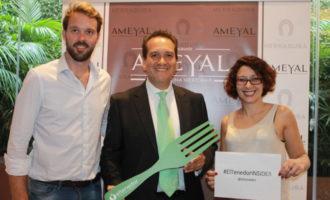 Ameyal acull la presentació d'Insider a València