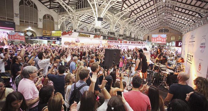 Els mercats conviden València a la gran nit del Bonic/a Fest