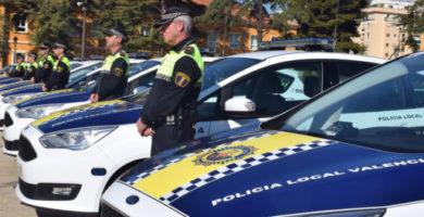 València tindrà una Unitat Canina d'Operacions Policials