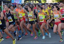 La carrera 5K Never Stop Running