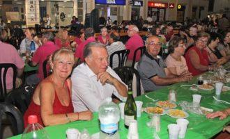 El Puig celebra el seu popular sopar solidari