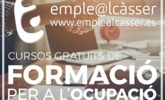 Alcàsser fomenta la inserción laboral con Emple@lcàsser