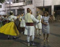El Grup L'Olivar trau la dansà als carrers d'Alaquàs