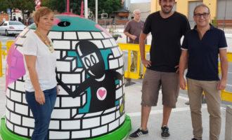 David de Limón guanya el concurs d'art urbà del Festival Q-Art de Quart de Poblet