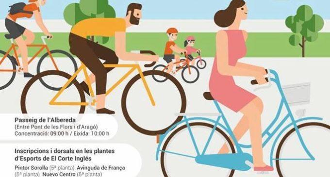 València celebra el Dia de la Bicicleta