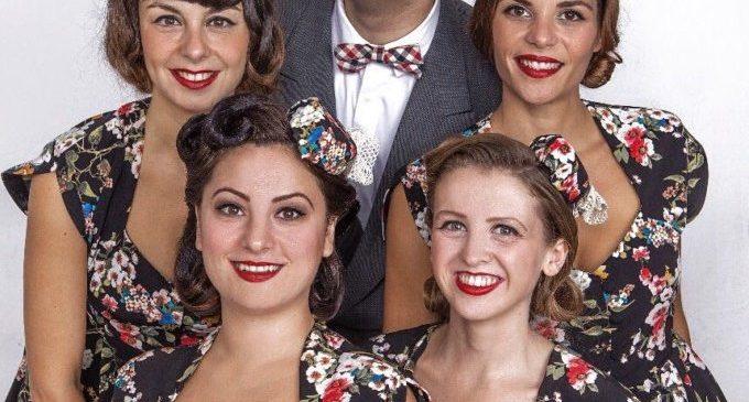 Dómisol Sisters transformen La Beneficència en un gran saló de ball