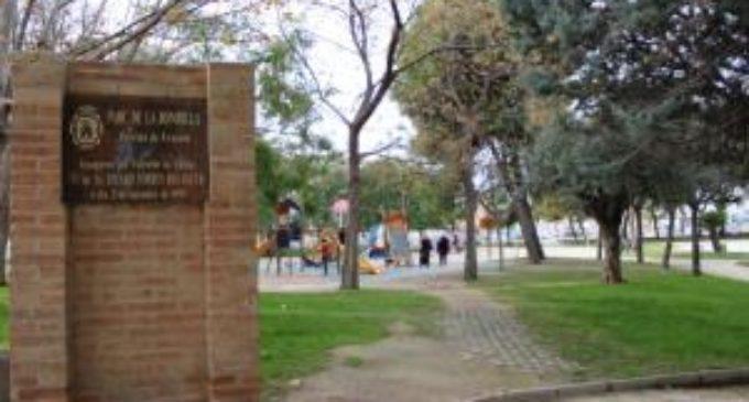 El Parc de la Bombilla s'anomenarà Silvestre de Edeta