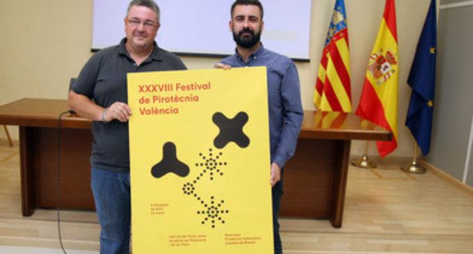 XXXVIII edició del Festival de Pirotècnia de València