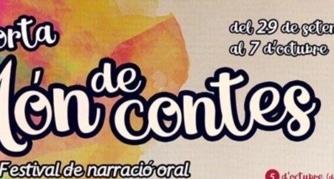 Segon Festival de Narració Oral a Paiporta