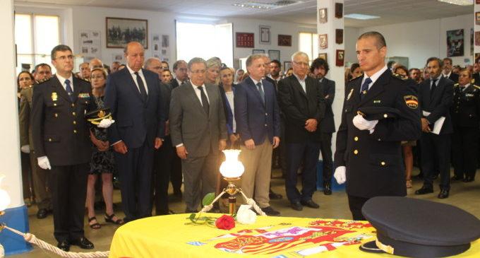 Medalla d'Or al Mèrit Policial a l'agent assassinat en Russafa en acte de servei