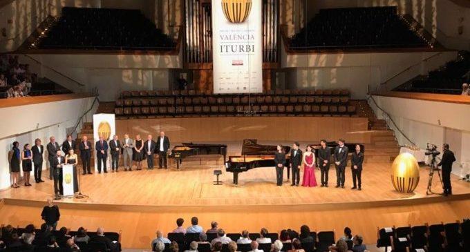 La pianista Fátima Dzusova aconsegueix el màxim guardó del Premi Iturbi, Concurs Internacional de Piano de València