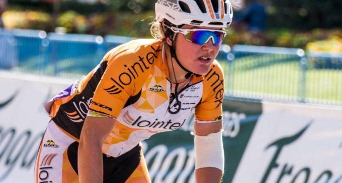La torrentina Cristina Martínez, campiona d'Espanya de ciclisme en pista