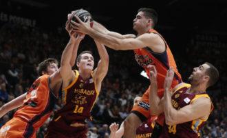 El Valencia Basket fue creciendo con el partido (89-83)