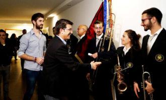 La Diputació ajuda a 'La Nova' de l'Olleria a desenvolupar el seu projecte musical amb 60 xiquetes i xiquets