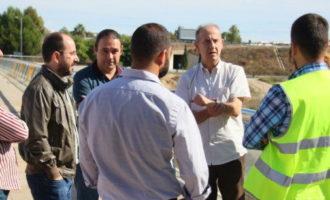 Manises reclama el manteniment del pont entre Paterna i Manises a la Diputació de Valencia