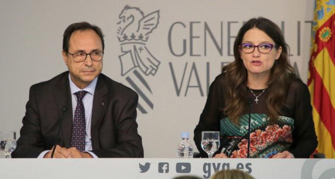 """Així són els Pressupostos """"100% Botànics"""" de la Generalitat Valenciana"""