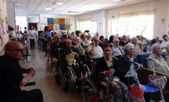 La tercera edat se suma a la lluita contra l'Alzheimer… i ho fa de tot cor