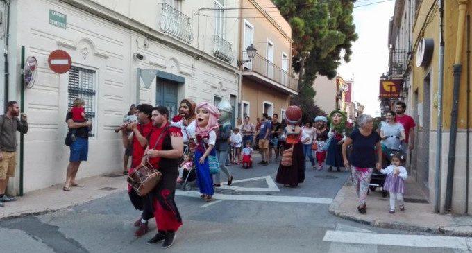 Rocafort celebra el 9 d'octubre  amb activitats per a tota la família