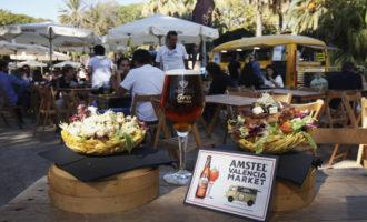 Amstel Valencia Market, un viaje a través de la gastronomía internacional en el cauce del río Turia