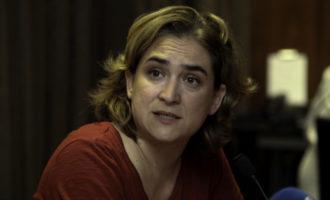 Ada Colau denuncia agresiones sexuales por parte de la Policía durante el 1-O
